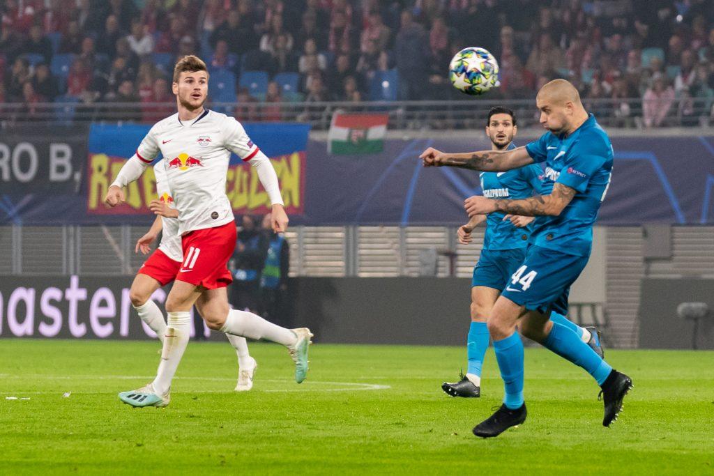 Zenit FuГџball